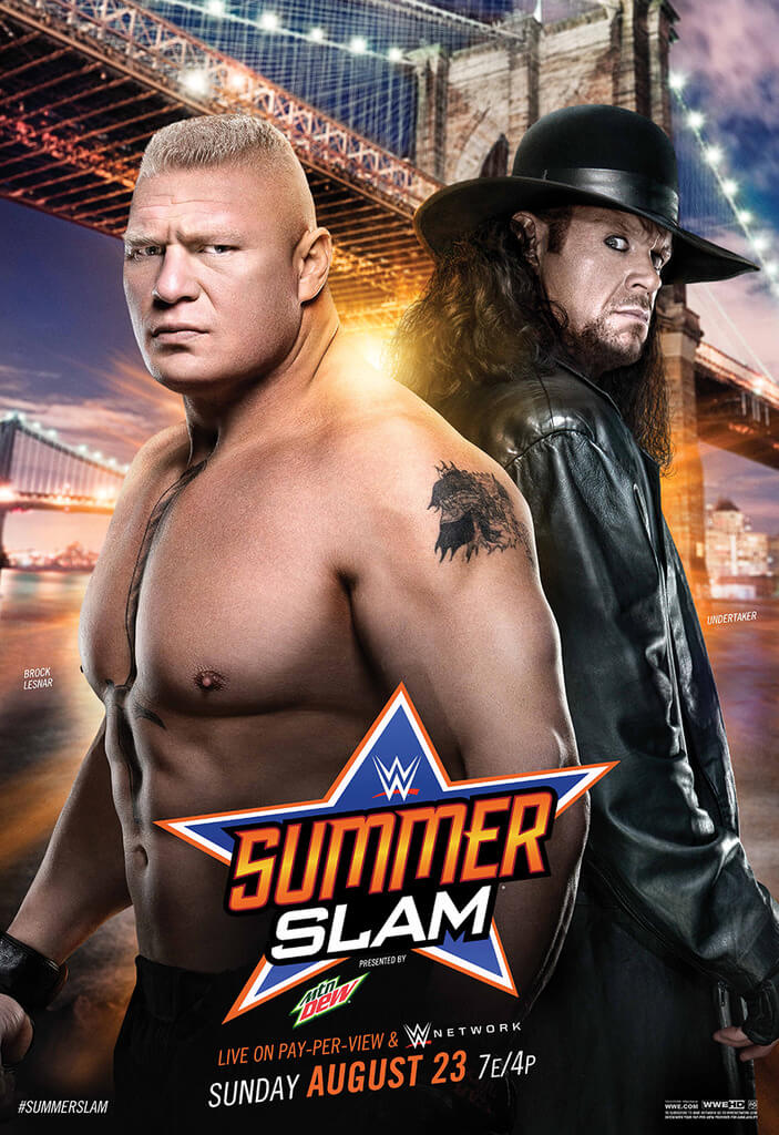 WWE Summerslam Replay/UFC Fight Night Replay