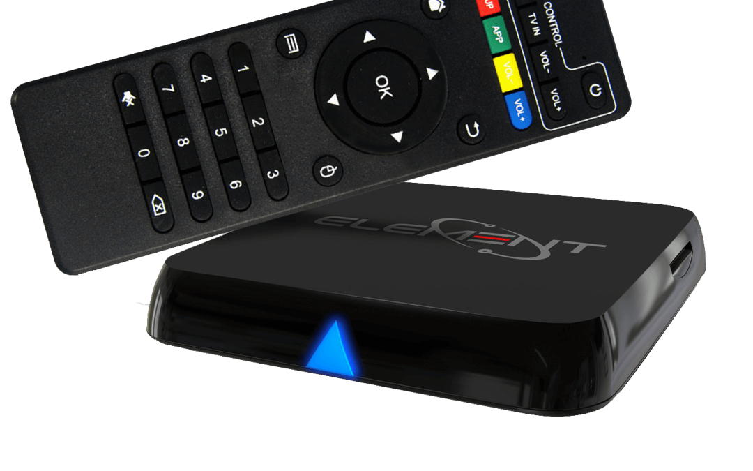Review: Kodi Element Ti4 Kodi Box