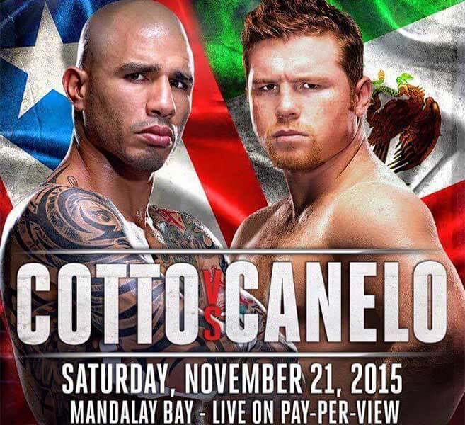 Where to Watch Cotto Canelo on Kodi
