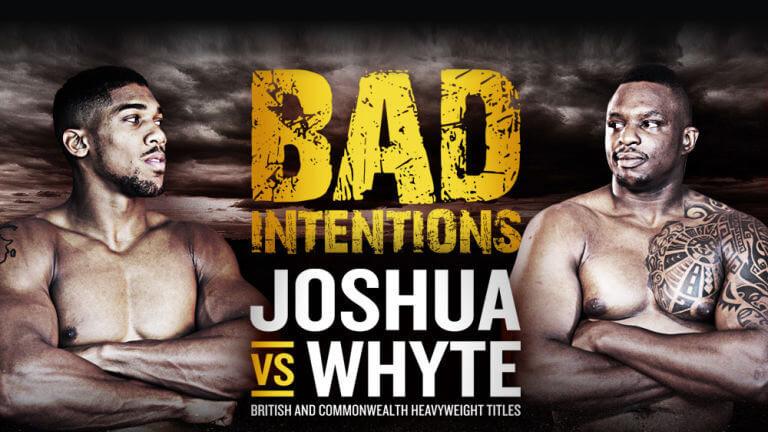 Where to Watch Joshua Whyte on Kodi; Boxing on Kodi
