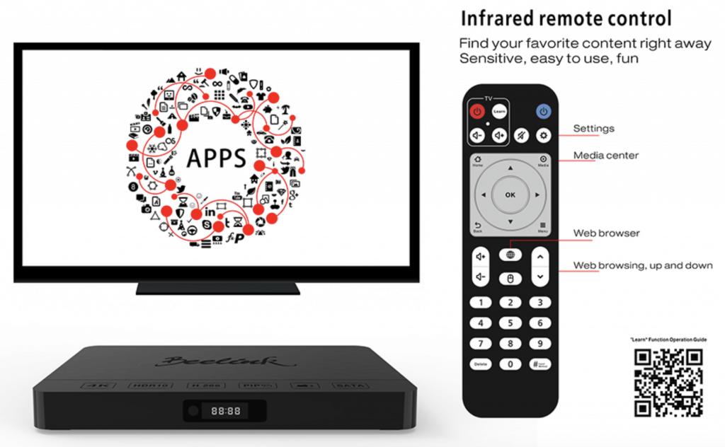 Beelink SEA Android TV Box Review + Giveaway - Kodi Tips