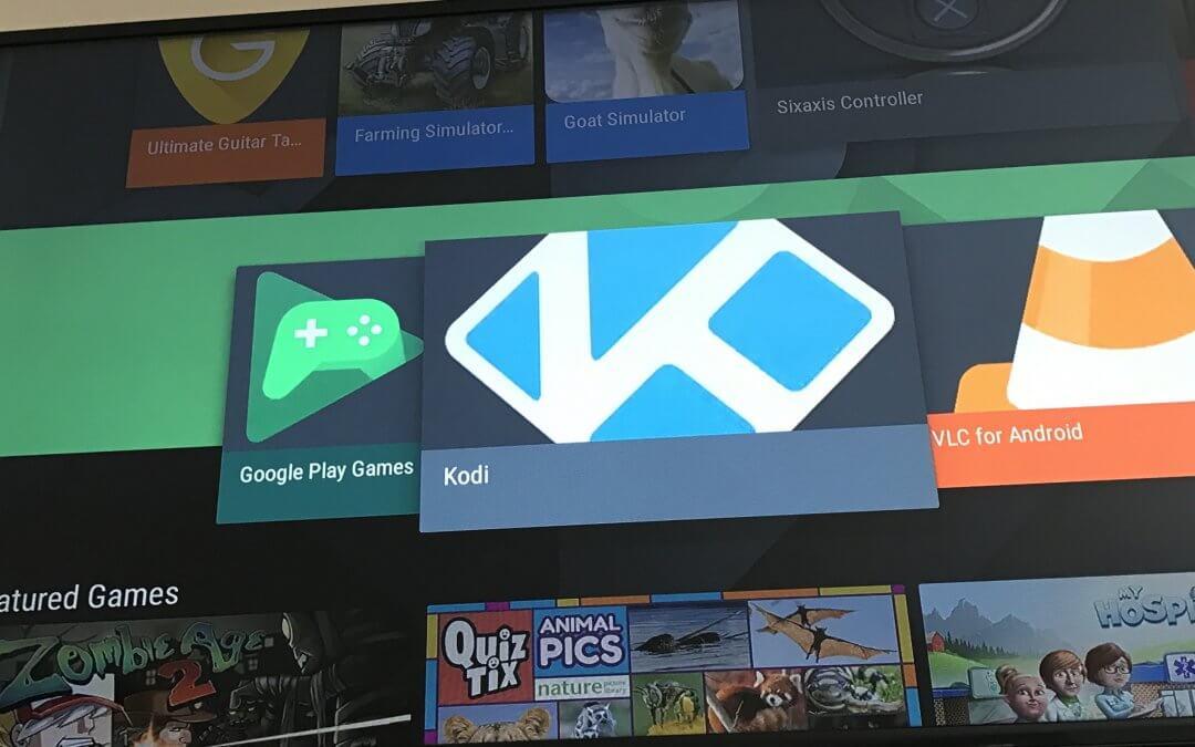 How to Install Kodi on Nvidia Shield TV