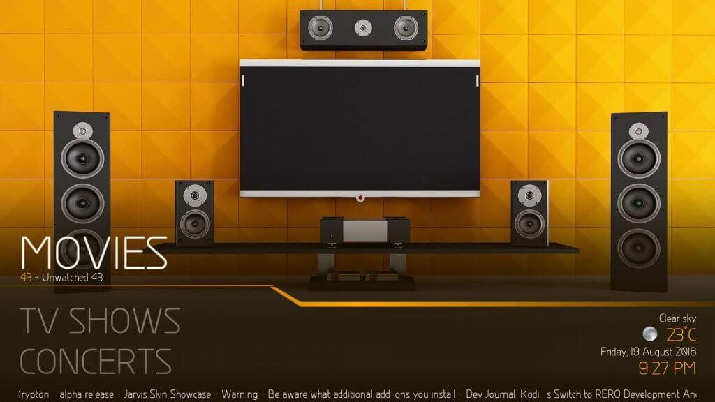 Aeon MQ7 Kodi Skin Download & Info - Kodi Tips