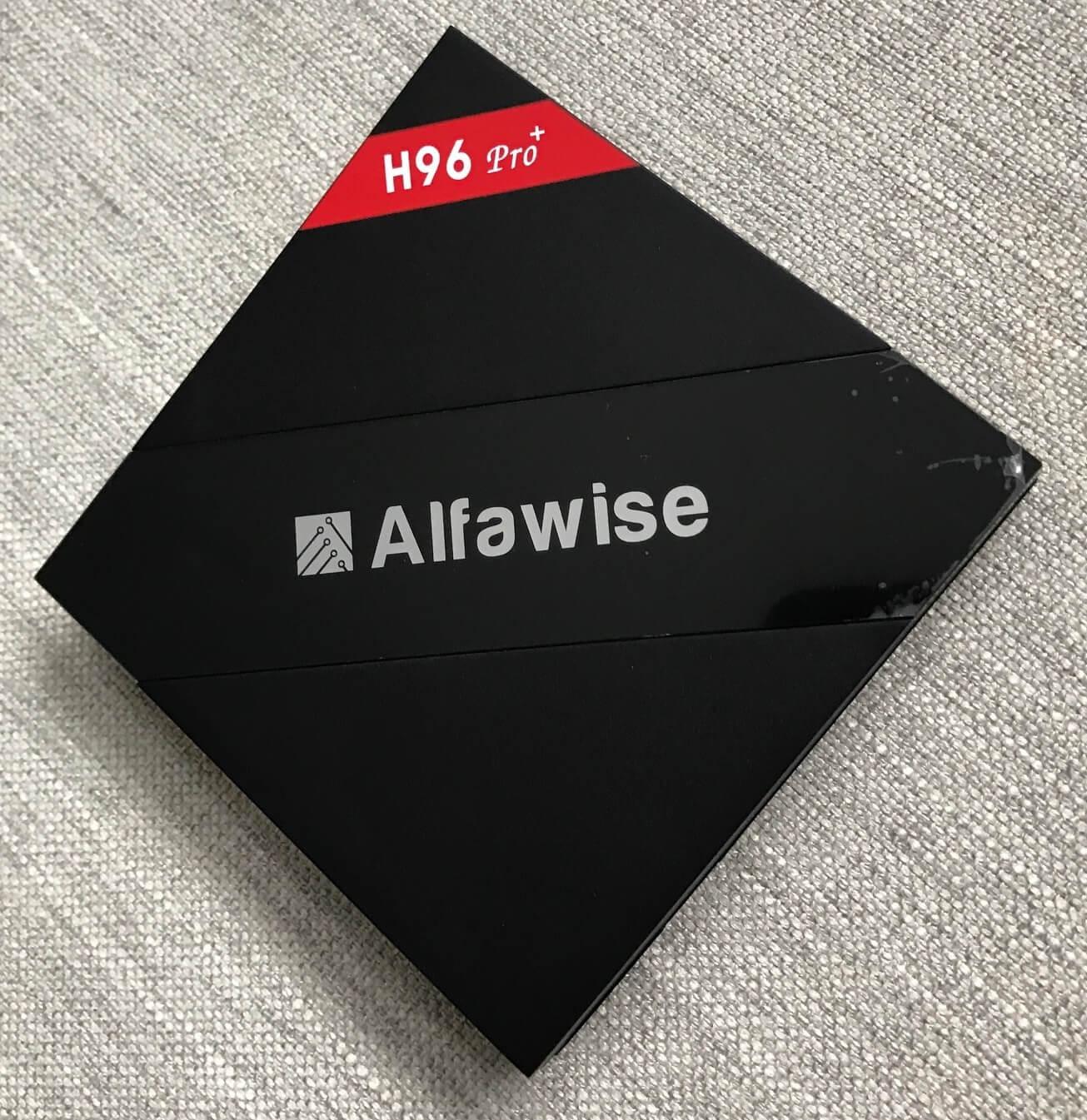 Contest: Alfawise H96 Mini Kodi Box