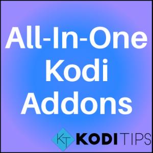 Best All in One Kodi Addons: All Media in One Spot