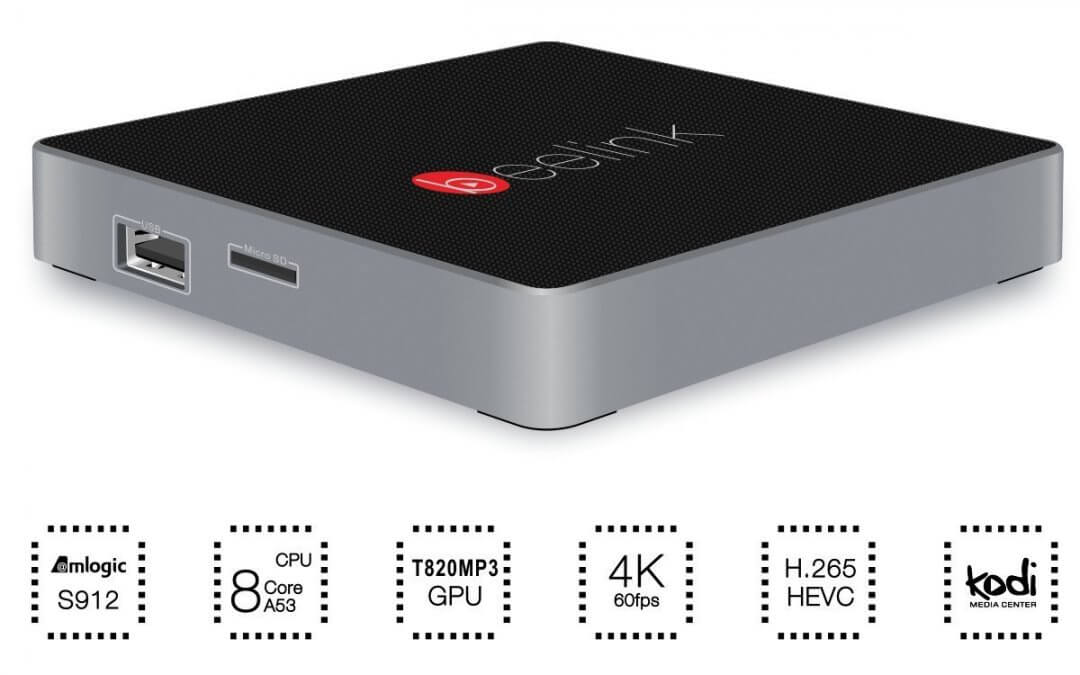 Review: Beelink GT1 Kodi Box