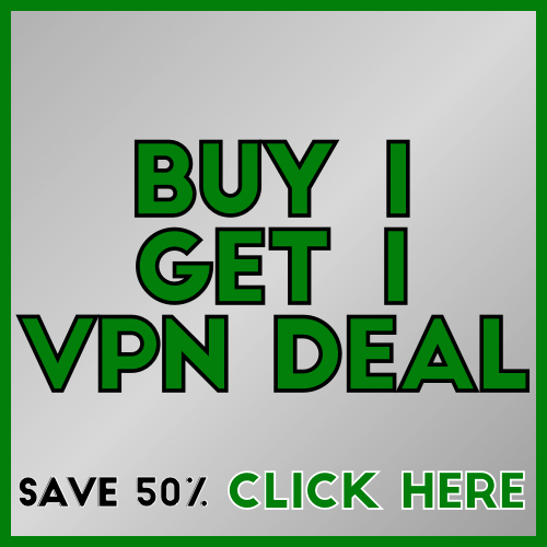 Buy One Get One VPN Deal For Kodi