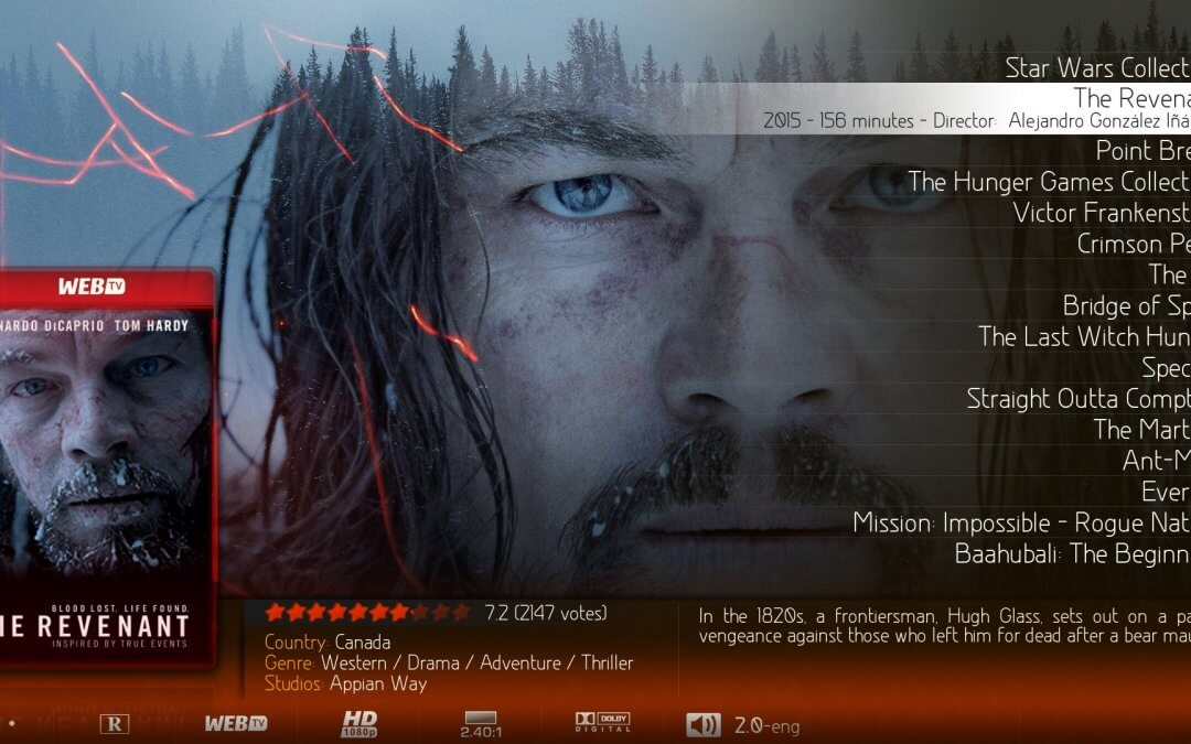 Aeon MQ7 Kodi Skin Download & Info
