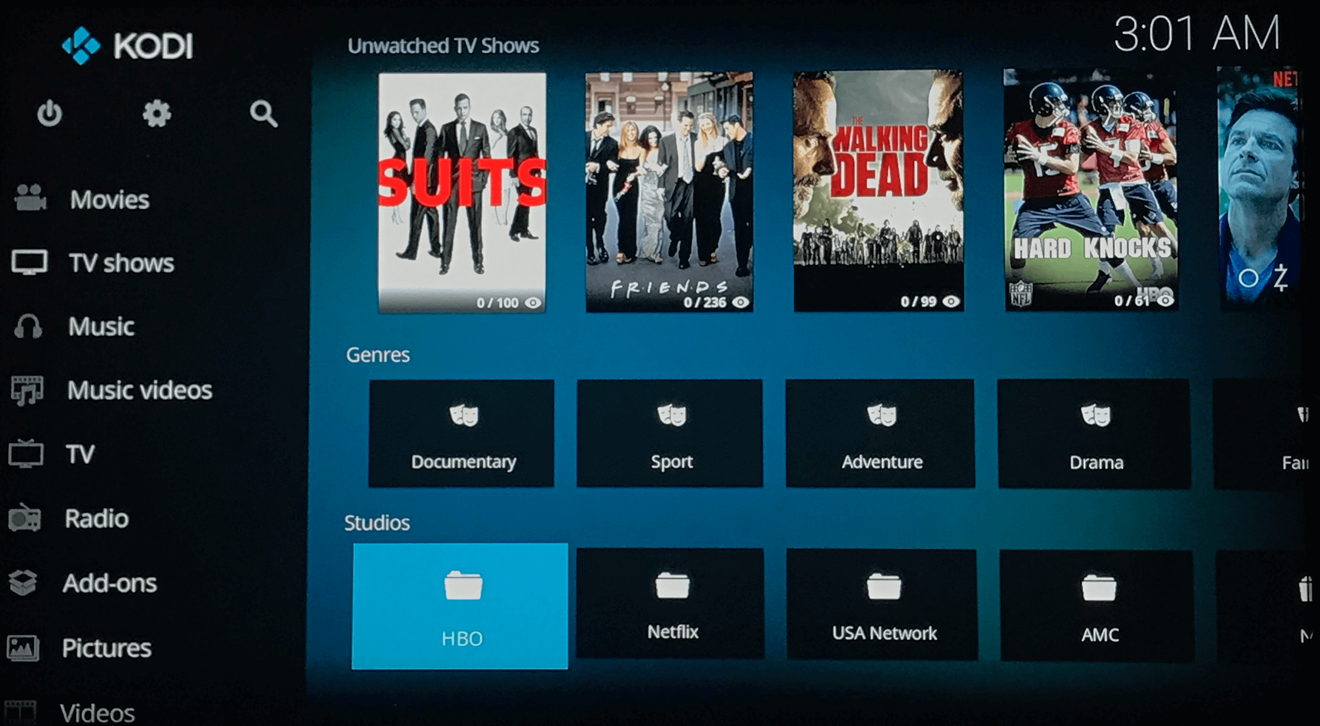 Library Kodi Complete Setup Manager: Library Integration Help