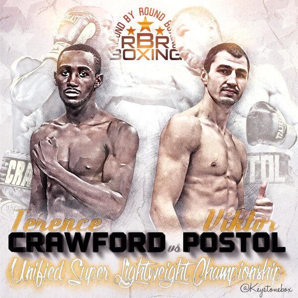 Watch Crawford Postol Kodi HBO Boxing Streams