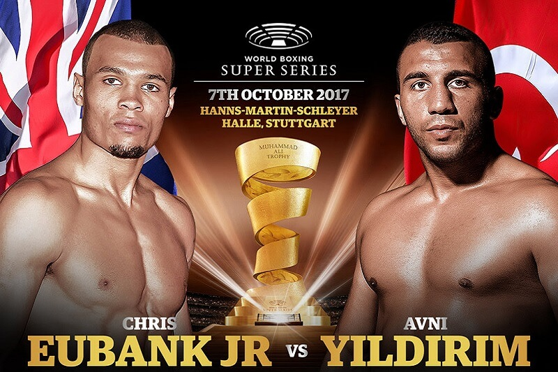 Eubank Yildirim Kodi Stream Information: Chris Eubank Jr vs Avni Yldirim