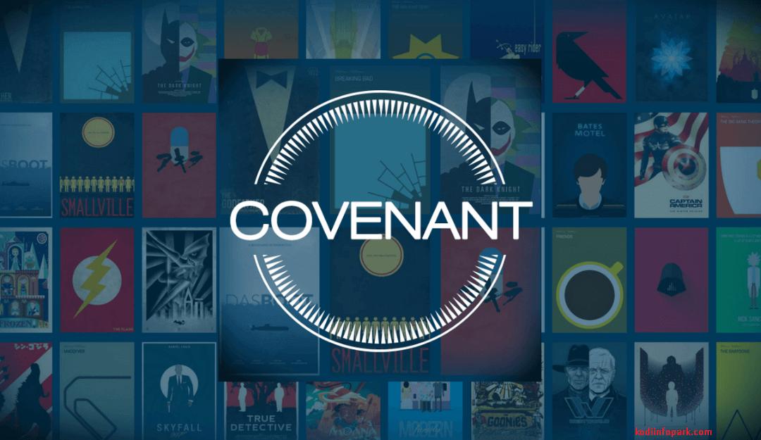 kodi covenant streaming problems