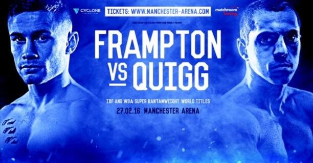 Where to Stream Frampton Quigg on Kodi; Showtime Boxing on Kodi