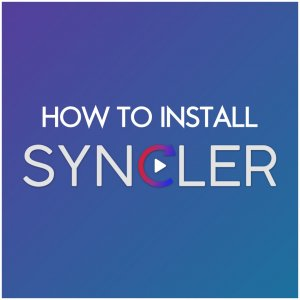 How to Install Syncler Android APK: TVZion Fork
