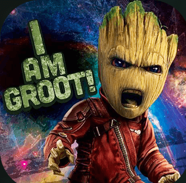 I Am Groot Kodi Addon: Kids Media
