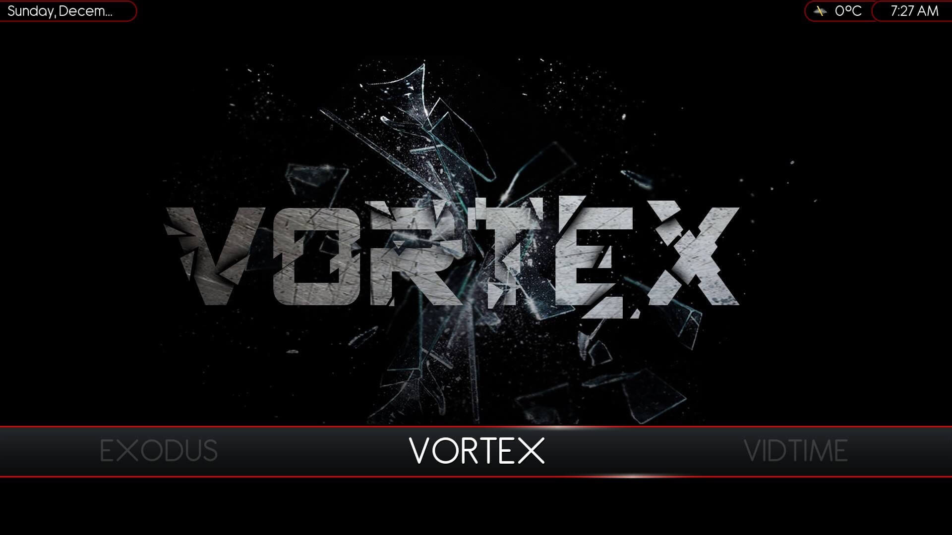 Install Vortex Kodi Addon Rockcrusher And Dreamweaver