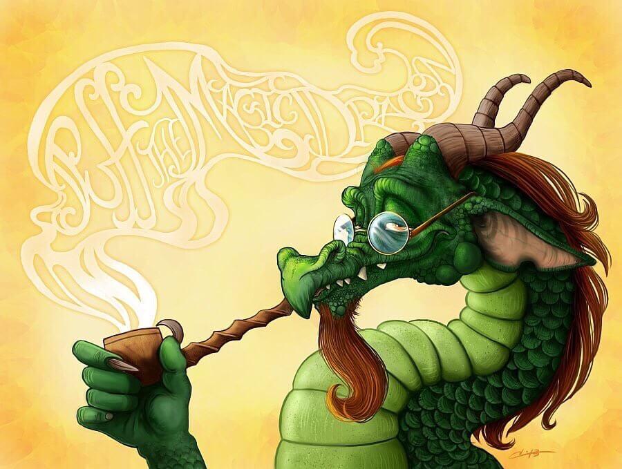 The Magic Dragon Kodi Addon: Movies, TV, Music & More