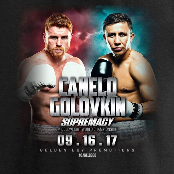 Canelo Golovkin Kodi Information, Card, Time