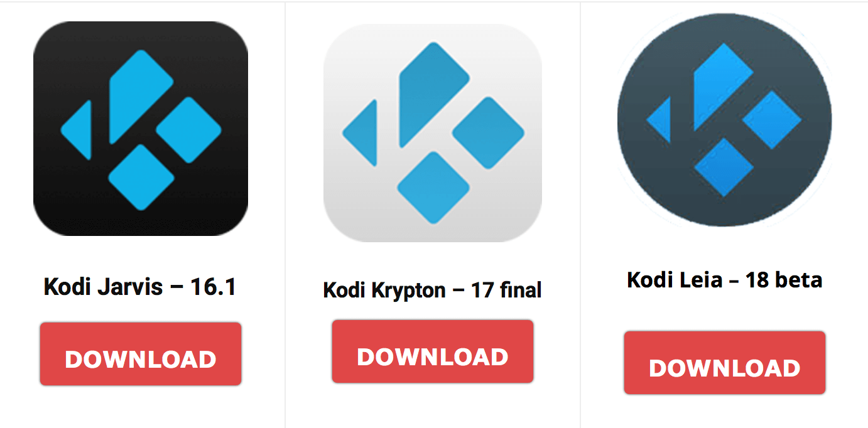 kodi downloads for mac