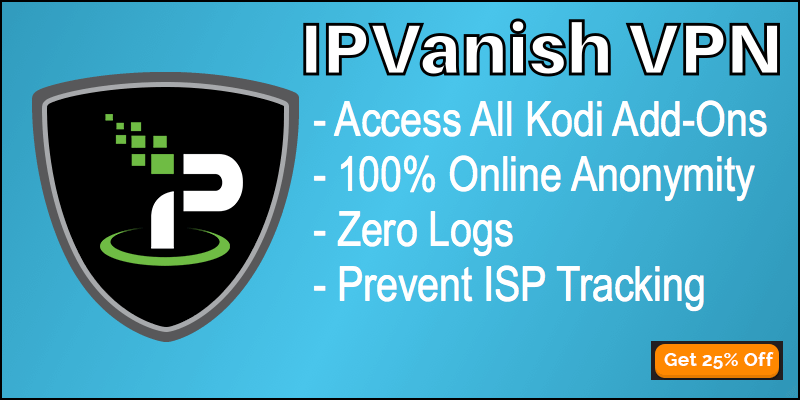 2017 Best Kodi VPN to Install (IPVanish Coupon Code)