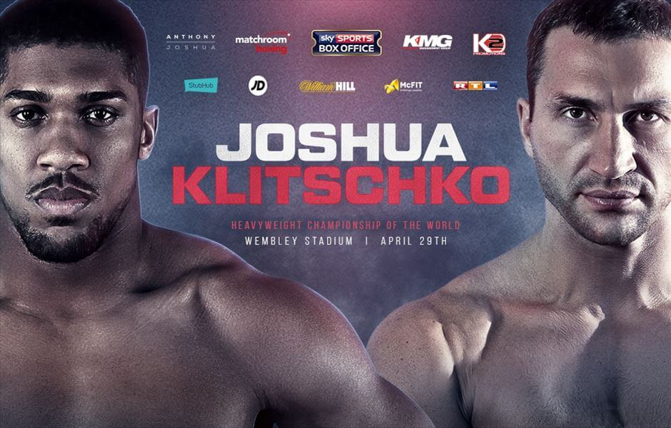 Joshua Klitschko Kodi Boxing Streams Online Guide