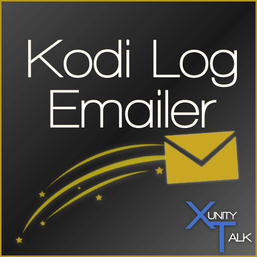 Kodi Log Emailer Add-on; Quick Kodi Log Updater
