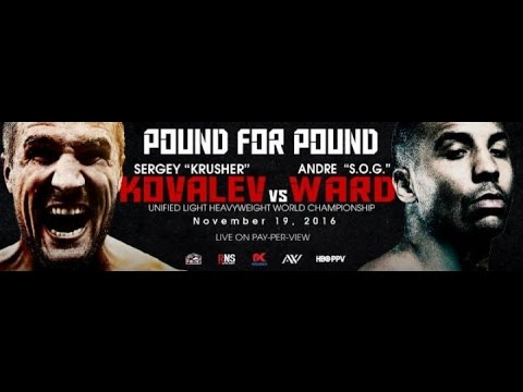 Top Kovalev Ward Kodi Boxing Streams (HBO, Sky Sports)