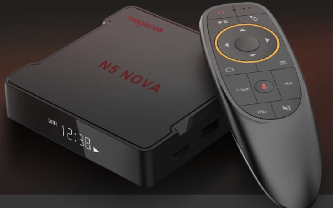 Review: Magicsee N5 NOVA Android TV Box + FREE GIVEAWAY