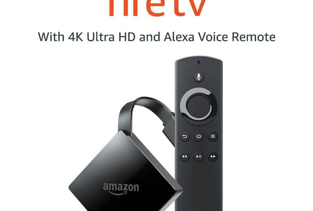 Amazon New Fire TV Kodi Details: 4K HDR Support
