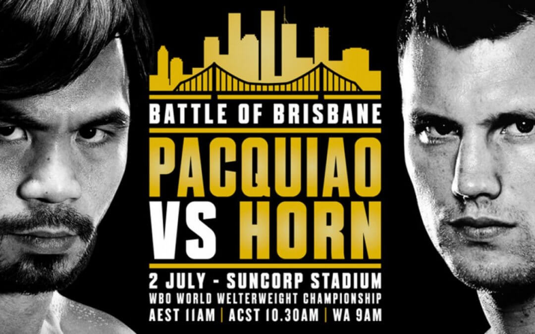 Pacquiao Horn Kodi Streams Online HD