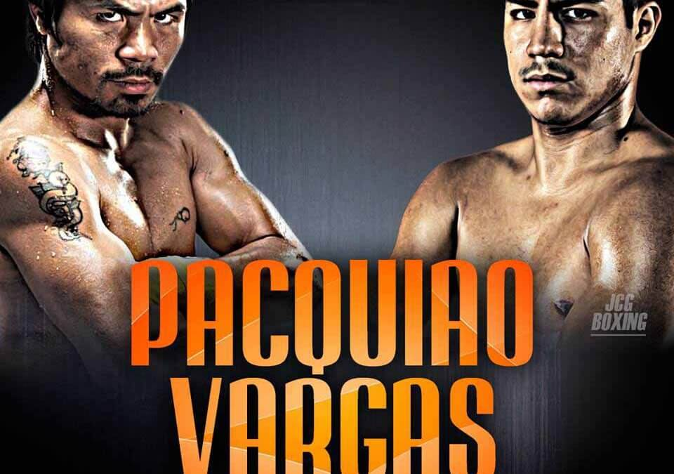 Pacquiao Vargas Kodi Replay Stream HD