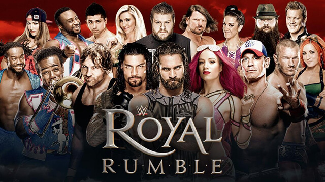 WWE PPV Kodi Streams (WWE Royal Rumble)