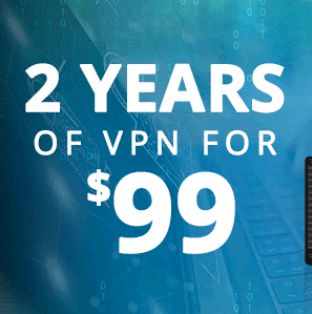 Two Year VPN Deal For $4.12/month! Click Here