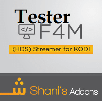 What is F4MTester Kodi Add-on?