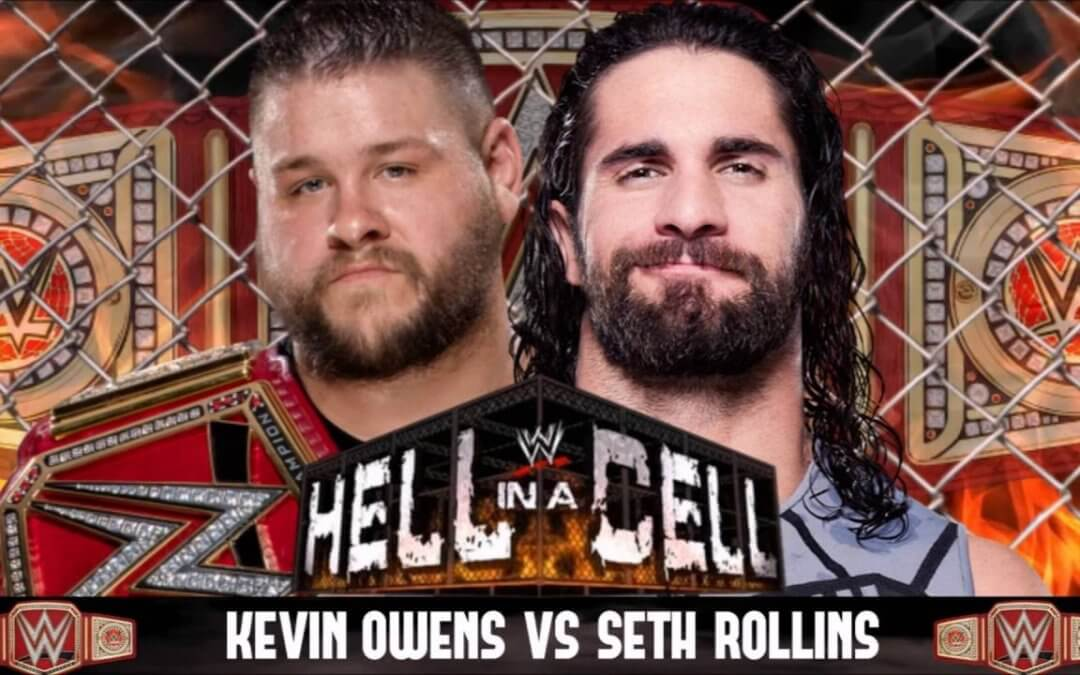 WWE PPV Kodi Streams (WWE Hell in a Cell)
